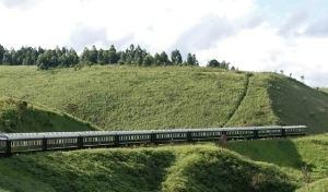 Rovos Rail, da Durban a Pretoria