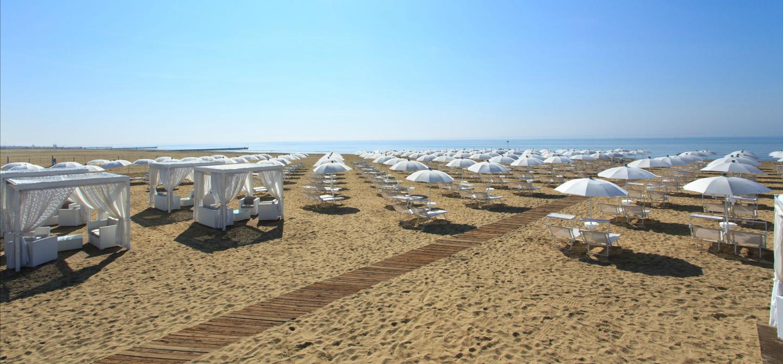 Mare e benessere alle porte di Venezia