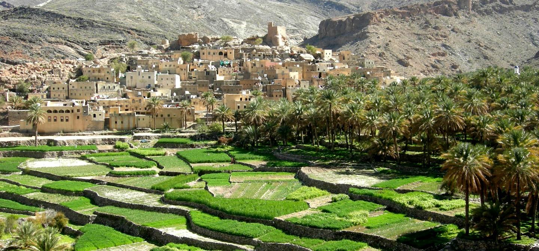 Luoghi di interesse Oman