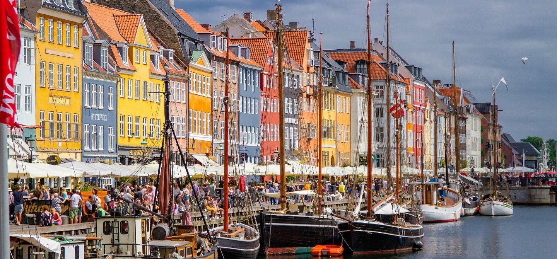 Sorprendente Copenaghen