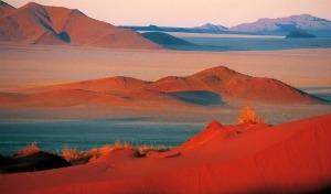 Namibia al top
