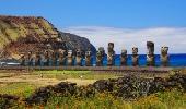 Mosaico cileno: Isola di Pasqua