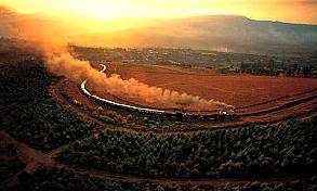 Rovos Rail, da Cape Town a Pretoria