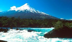 Mosaico cileno: Laghi e Vulcani