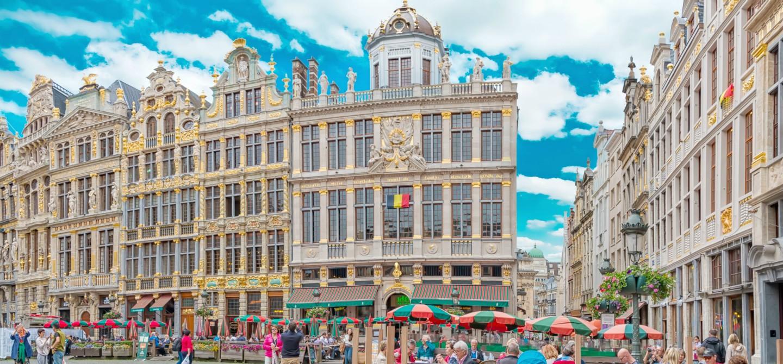 Bruxelles, la città dai mille volti
