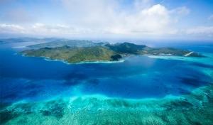 Fiji, mare a Laucala Island