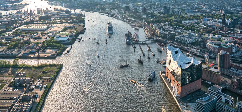 Amburgo, la Venezia del Nord