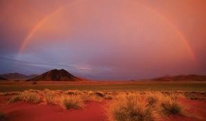 Namibia, dune e Caprivi