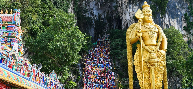 Malesia, tra città e natura