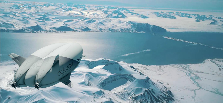 In volo verso il Polo Nord