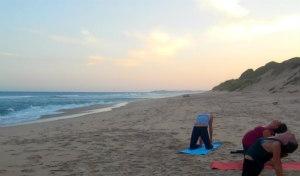 Mozambico, yoga e relax