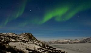 Aurora & Polar Circle