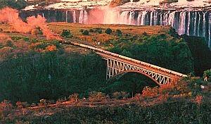 Rovos Rail, Victoria Falls journey