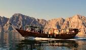 Oman, fiordi di Musandam