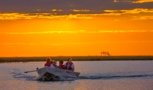 Argentina, fiumi e paludi