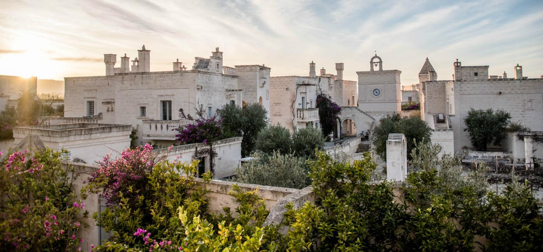 Incanto ed eleganza a Borgo Egnazia