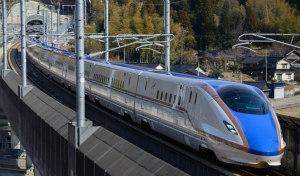 Hokuriku: il treno proiettile