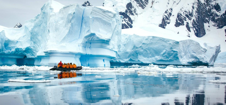 Offerta esclusiva in Antartico