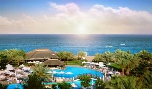 Fujairah, mare ad Al Aqah Beach