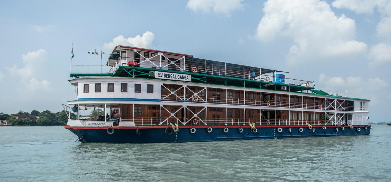 Navigazione sul Gange e Safari Camp