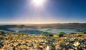 Namibia, canyon e silenzi