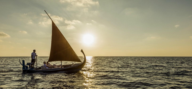Nel cuore dell'Oceano Indiano