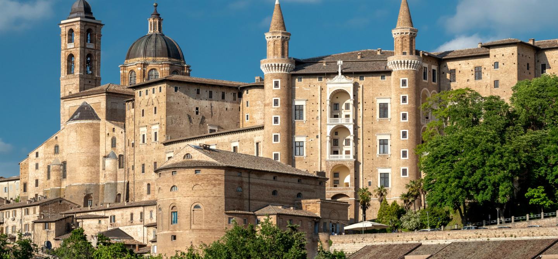 Urbino: alla corte di Federico da Montefeltro
