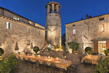Castello Pieve San Quirico - Le Torri di Bagnara